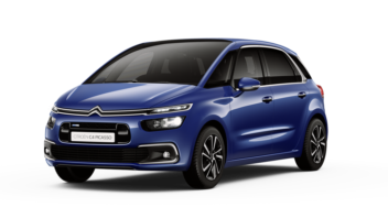 C4 Picasso BlueHDi 120 S&S 6-Gang Feel Edition