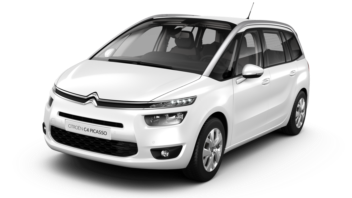Grand C4 Picasso BlueHDi 120 6-Gang Intensive