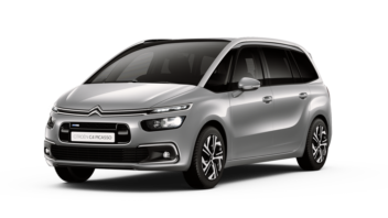 NEW GD C4 PICASSO BlueHDi 120 S&S EAT6 FEEL EDITIO