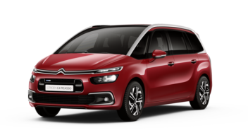 NEW GD C4 PICASSO THP 165 S&S EAT6 F.EDITION