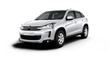 C4 Aircross - ATTRACTION