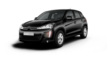 C4 AIRCROSS 1.6 e-HDi 115 BVM6 4WD SÉDUCTION