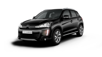 C4 AIRCROSS 1.6 e-HDi 115 Man.6 4WD COLLECTION