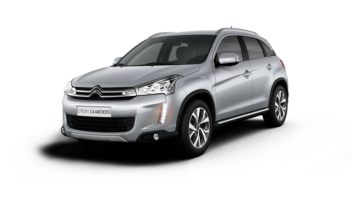 C4 AIRCROSS 1.6 e-HDi 115 BVM6 4WD COLLECTION