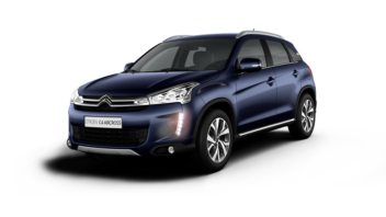C4 AIRCROSS 1.6 e-HDi 115 MAN6 4WD COLLECTION