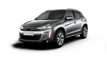 C4 AIRCROSS 1.6 e-HDi 115 BVM6 4WD EXCLUSIVE