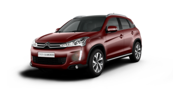 C4 AIRCROSS 1.6 e-HDi 115 MAN6 4WD EXCLUSIVE