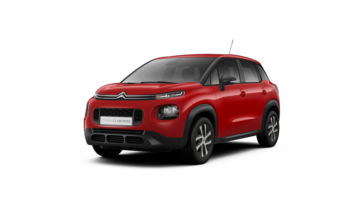 Nuevo C3 Aircross SUV - Live