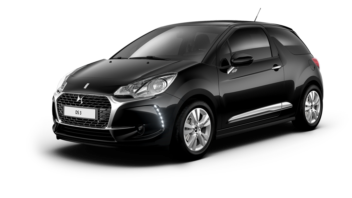 DS 3 - Drive Efficiency Be Chic