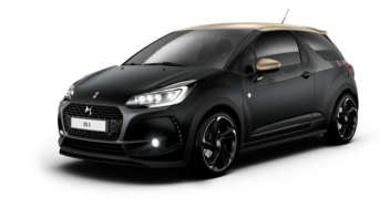 DS 3 - PERFORMANCE Black Special