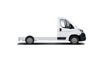 New Relay Chassis Cab